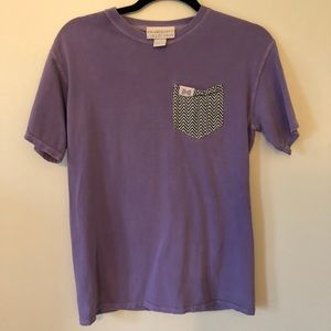 Fraternity Collection Pocket Tee